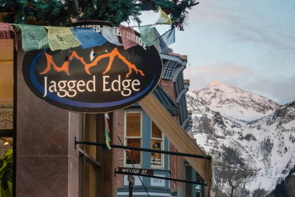 Jagged Edge Telluride